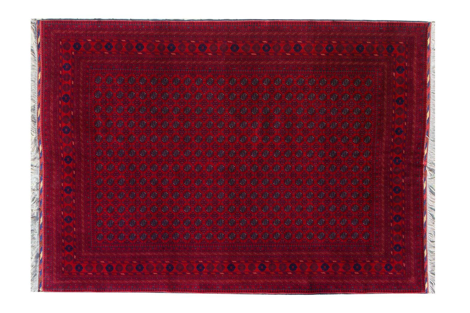 手作りウールカーペット2